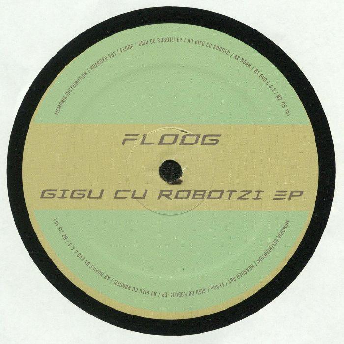 FLOOG - Gigu Cu Robotzi EP