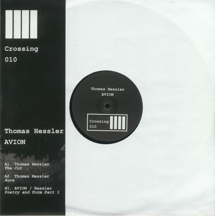 HESSLER, Thomas/AVION - CROSSING 010