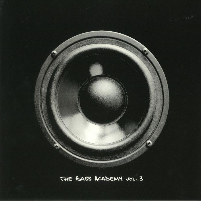 EXZAKT/THE DEXORCIST - The Bass Academy Vol 3
