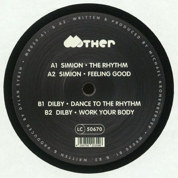 SIMION/DILBY - The Rhythm