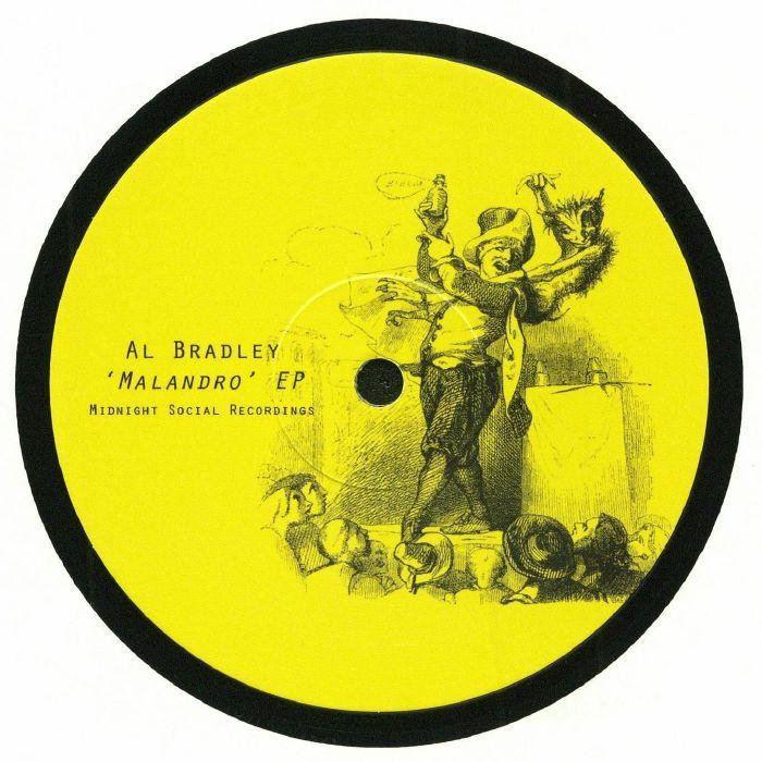 BRADLEY, Al - Malandro EP