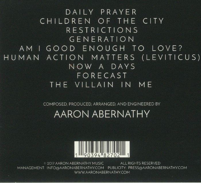 ABERNATHY, Aaron - Dialogue