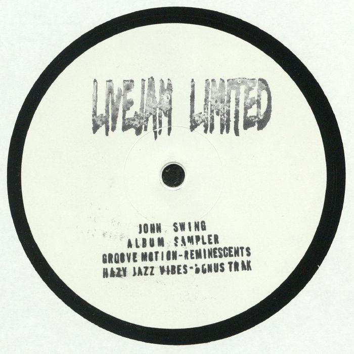 SWING, John - Album Sampler