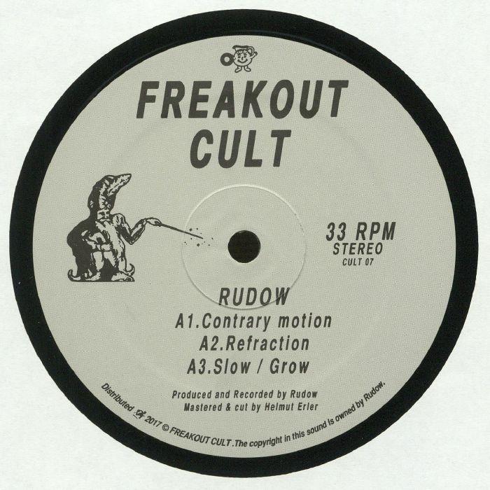 Rudow - Rudow (Freakout Cult)