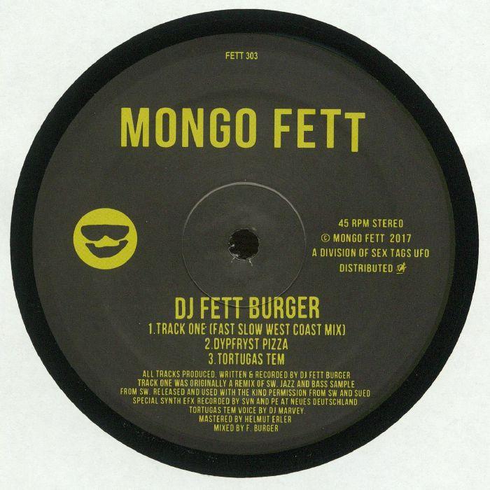 Dj Fett Burger Track One Vinyl At Juno Records