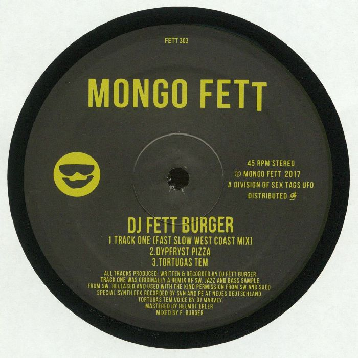 DJ Fett Burger - Track One (Mongo Fett)