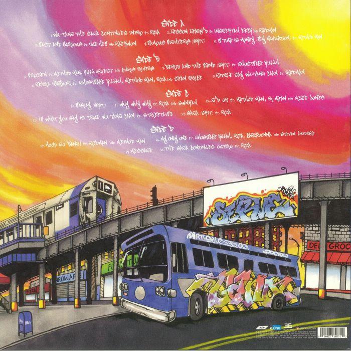 Wu Tang Clan The Saga Continues Vinyl At Juno Records