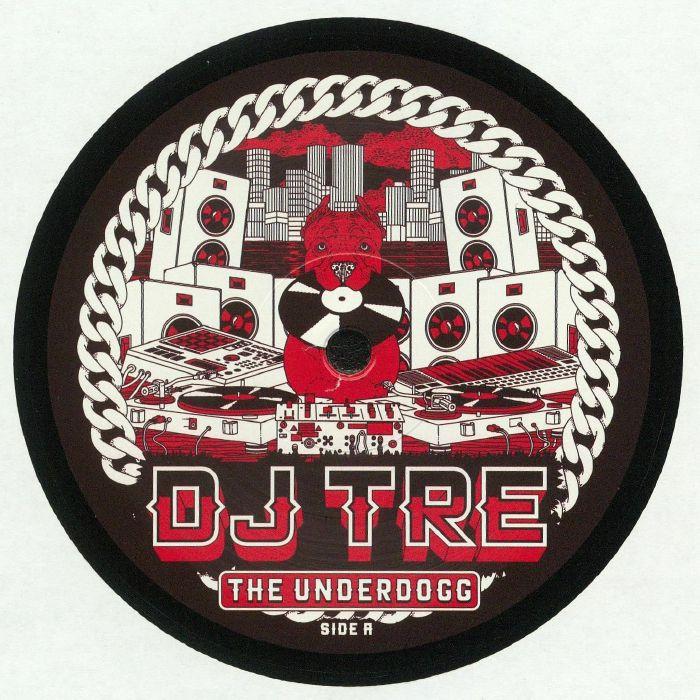 DJ TRE - The Underdogg EP