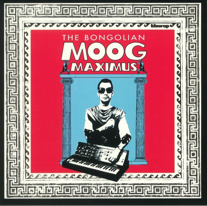 BONGOLIAN, The - Moog Maximus