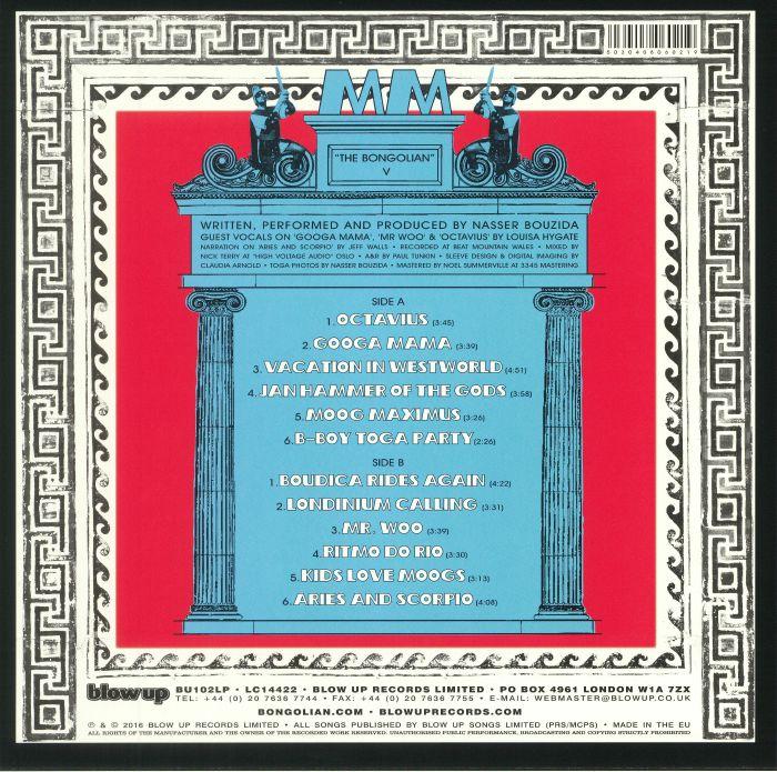 The Bongolian Moog Maximus Vinyl At Juno Records