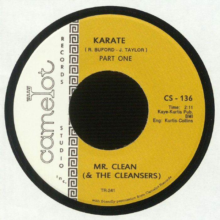 MR CLEAN & THE CLEANSERS - Karate