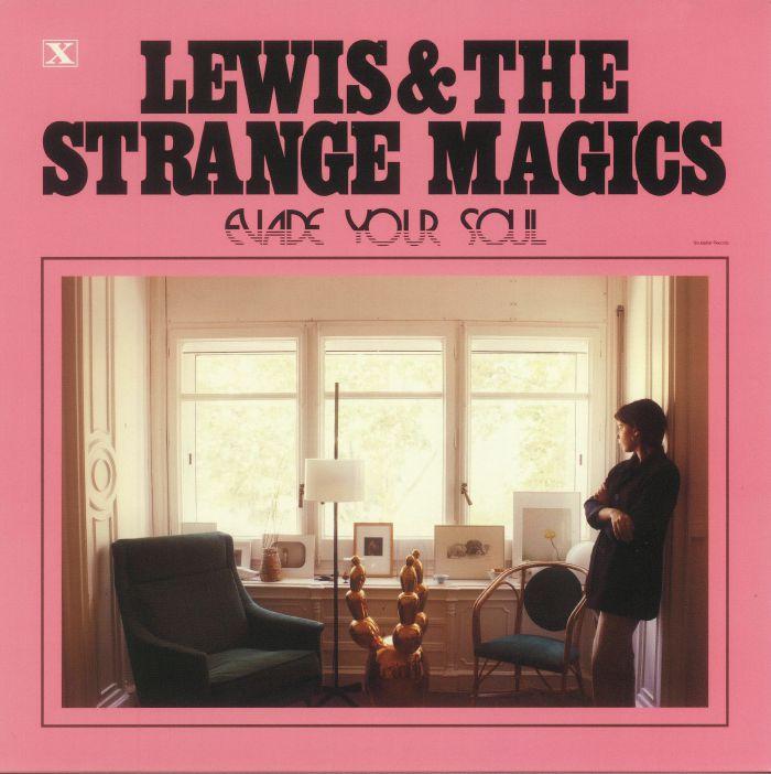 LEWIS & THE STRANGE MAGICS - Evade Your Soul
