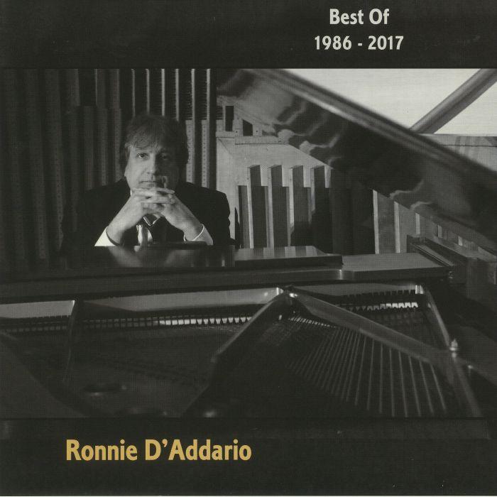D'ADDARIO, Ronnie - Best Of 1986-2017