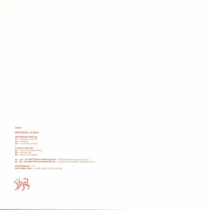 BETONKUST/UJ BALA - DDS 01