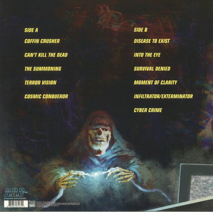 DR LIVING DEAD! - Cosmic Conqueror