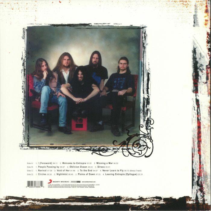 PAIN OF SALVATION - Entropia (reissue)