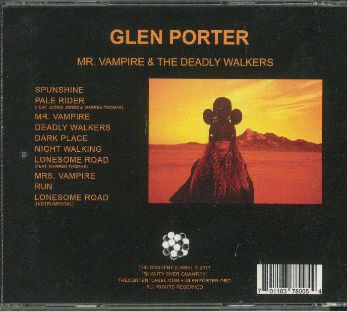 PORTER, Glen - Mr Vampire & The Deadly Walkers