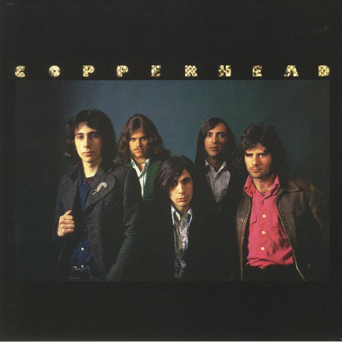 COPPERHEAD - Copperhead (reissue)