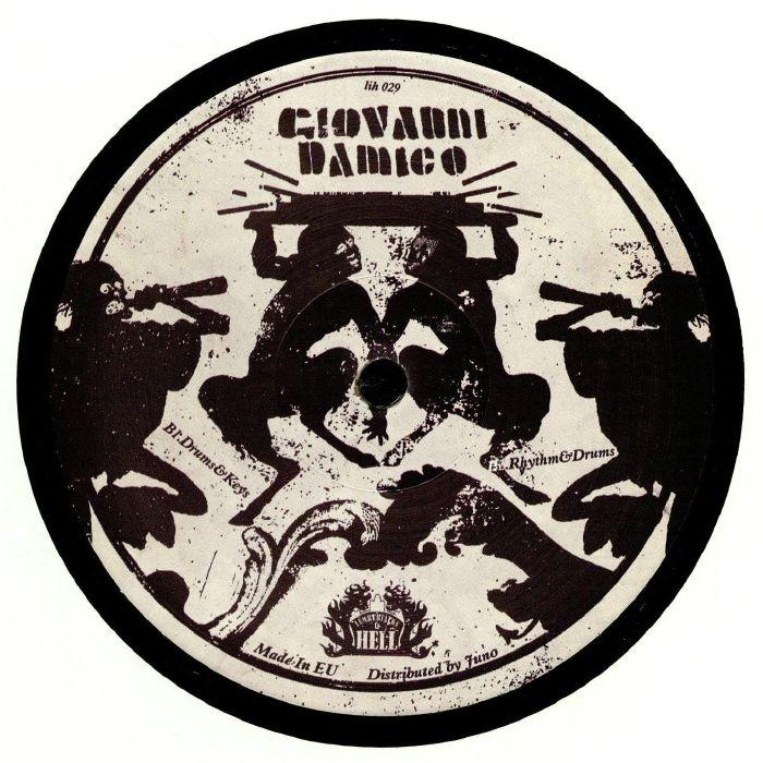 DAMICO, Giovanni - The Essential EP