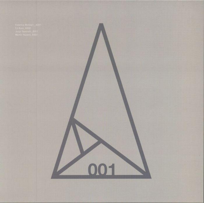 MOLINARI, Federico/CJ RUSS/JORGE SAVORETTI/MARTIN TEYSERA - AUREA 001