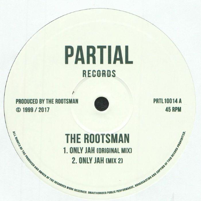 ROOTSMAN, The/JAH MEEK - Only Jah