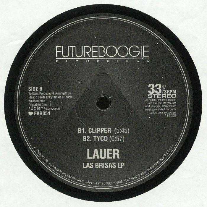 LAUER - Las Brisas EP