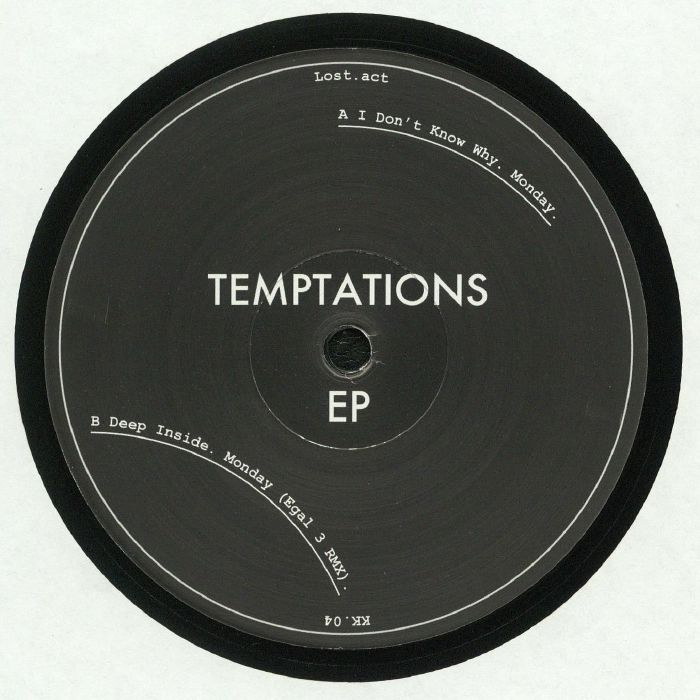 LOST ACT - Temptations EP