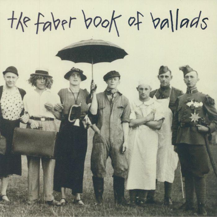 FABER JONKER, Peter J - The Faber Book Of Ballads