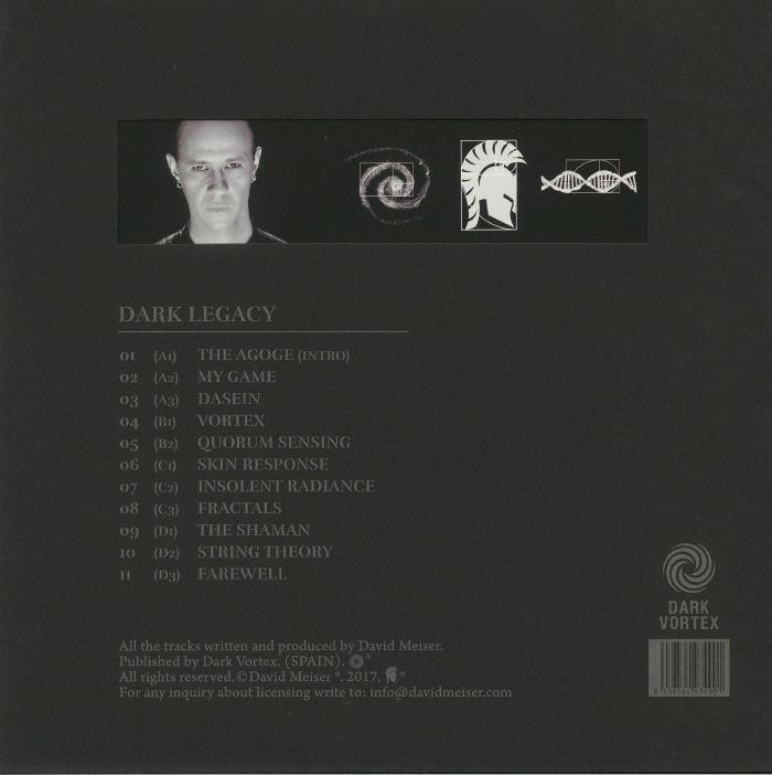 MEISER, David - Dark Legacy