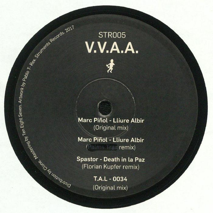 PINOL, Marc/SPASTOR/TAL - STRUMENTS 005