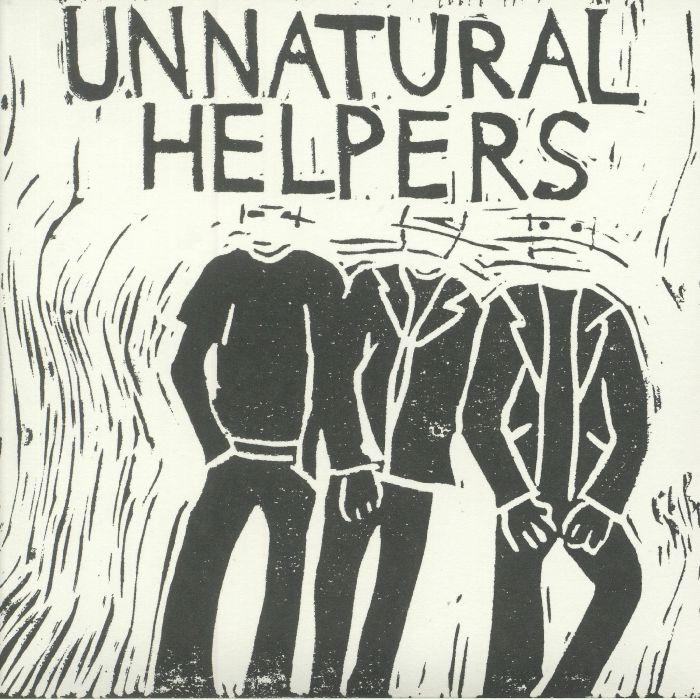 UNNATURAL HELPERS - Wonder Years (The Lost Recordings)
