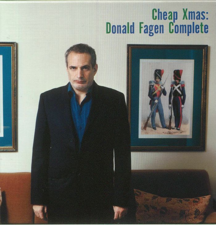 FAGEN, Donald - Cheap Xmas: Donald Fagen Complete