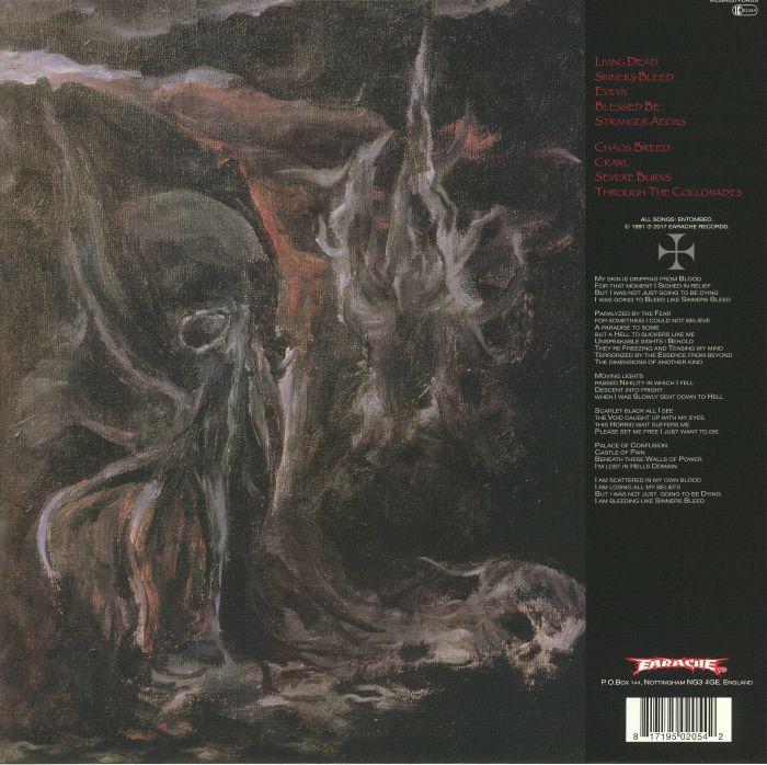 ENTOMBED - Clandestine (reissue)