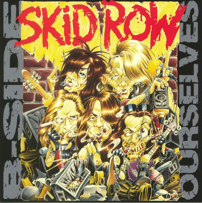 SKID ROW - B Side Ourselves (reissue)