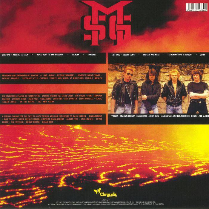 MICHAEL SCHENKER GROUP, The - Assault Attack (reissue)