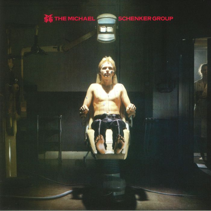 MICHAEL SCHENKER GROUP, The - The Michael Schenker Group (reissue)