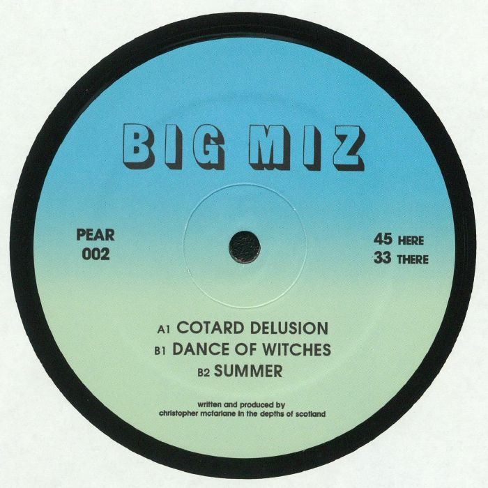 BIG MIZ - Cotard Delusion