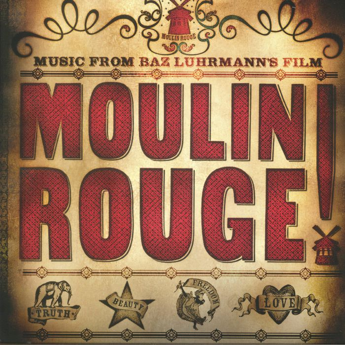 VARIOUS - Moulin Rouge (Soundtrack)