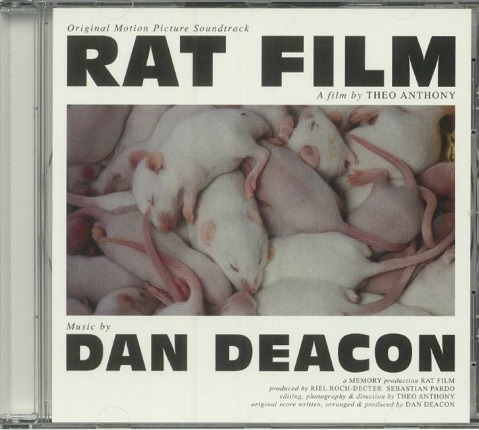 DEACON, Dan - Rat Film (Soundtrack)