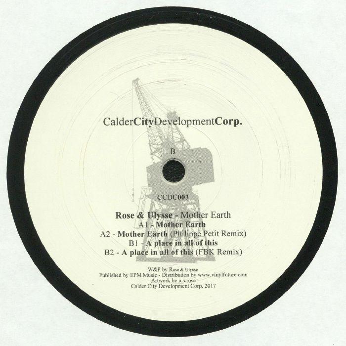 ROSE & ULYSSE - Mother Earth