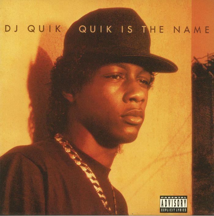 DJ QUIK - Quik Is The Name (reissue)