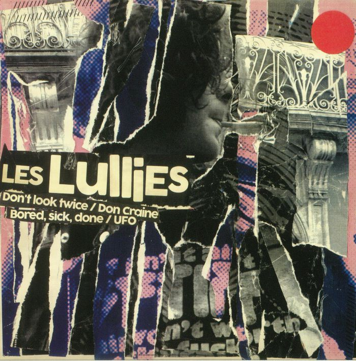 LES LULLIES - Don't Look Twice