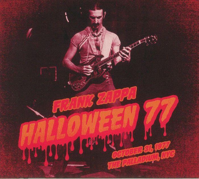 Frank Zappa Halloween 77 Vinyl At Juno Records