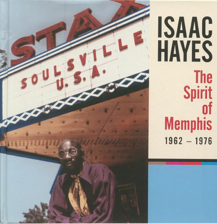 HAYES, Isaac/VARIOUS - The Spirit Of Memphis 1962-1976