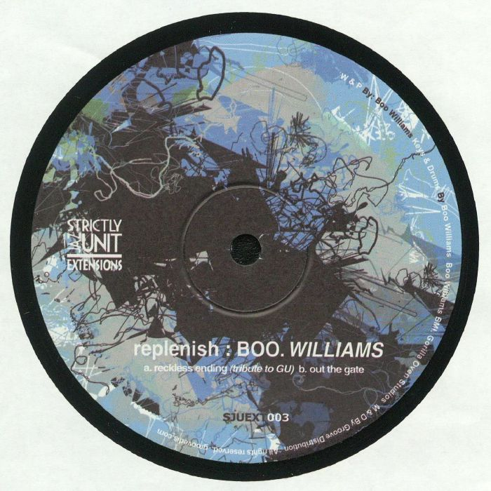 WILLIAMS, Boo - Replenish