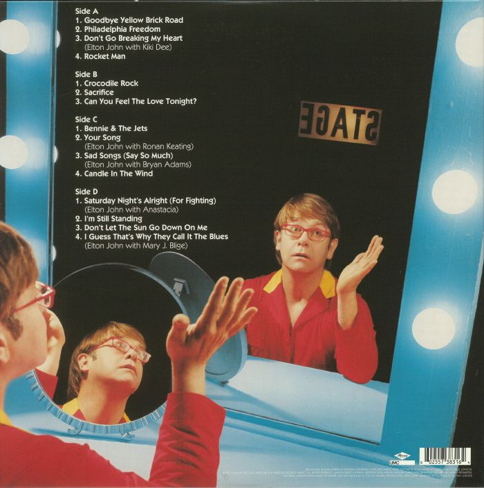 JOHN, Elton - One Night Only: The Greatest Hits