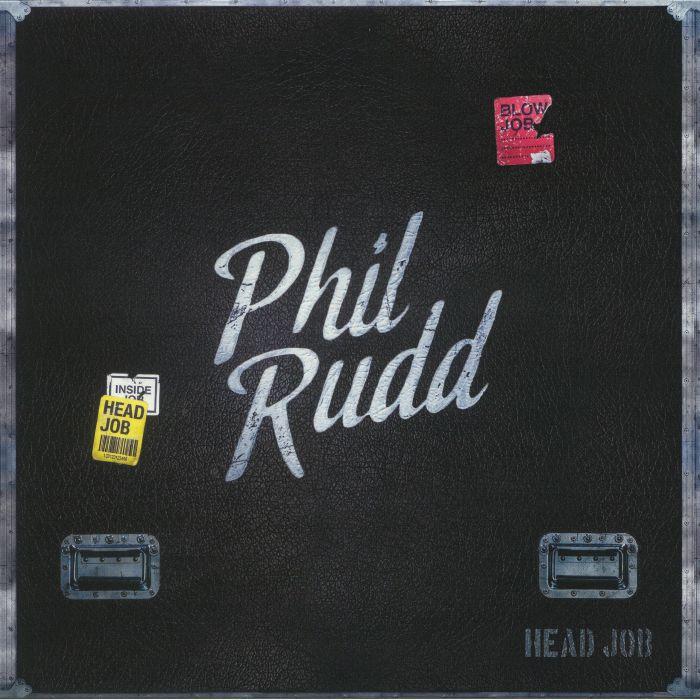 RUDD, Phil - Head Job
