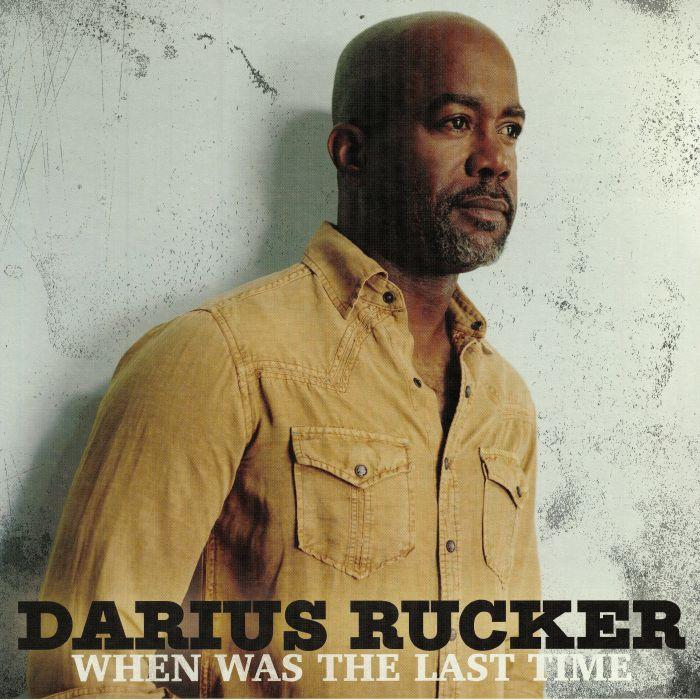 RUCKER, Darius - When Was The Last Time