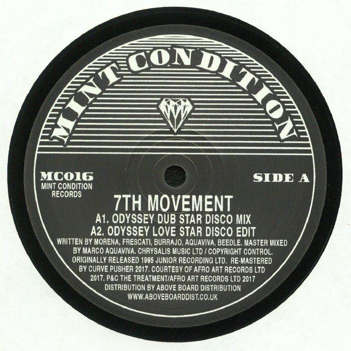 7TH MOVEMENT - Odyssey (reissue)