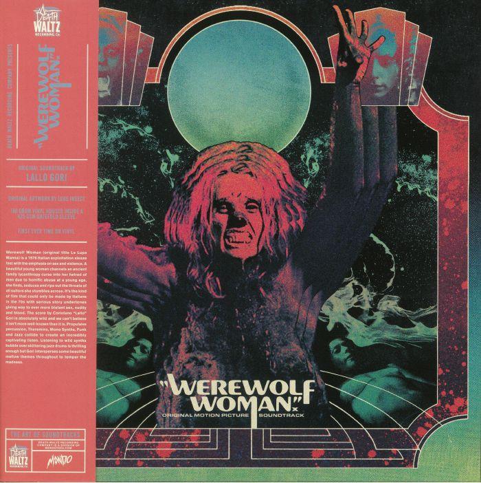 GORI, Lallo - Werewolf Woman (Soundtrack)